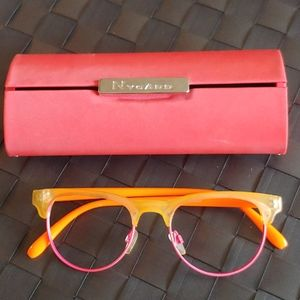 New Eye Glasses with case